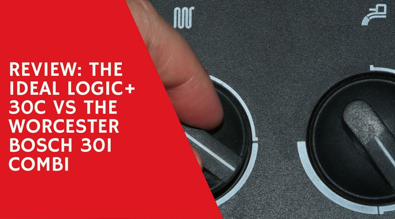 Review The Ideal Logic C30 Vs The Worcester Bosch 30i Combi